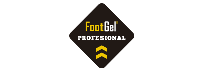 logo foot gel profesional